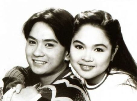 Wowie de Guzman and Judy Ann Santos