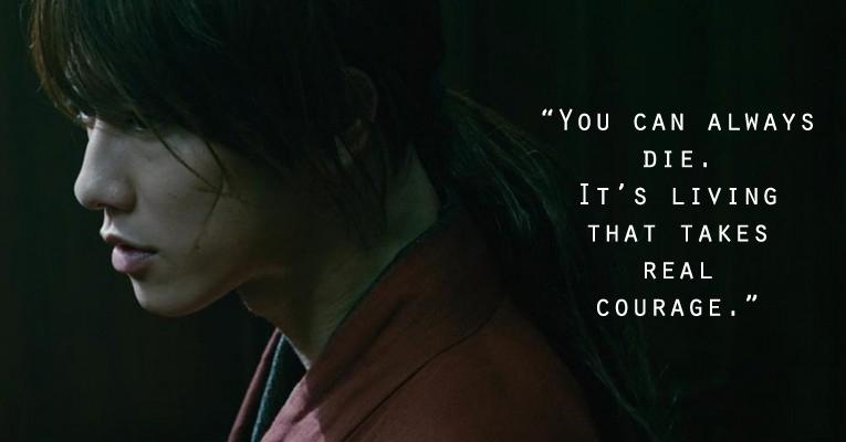 rurouni kenshin quotes