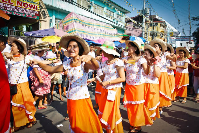 obando festival