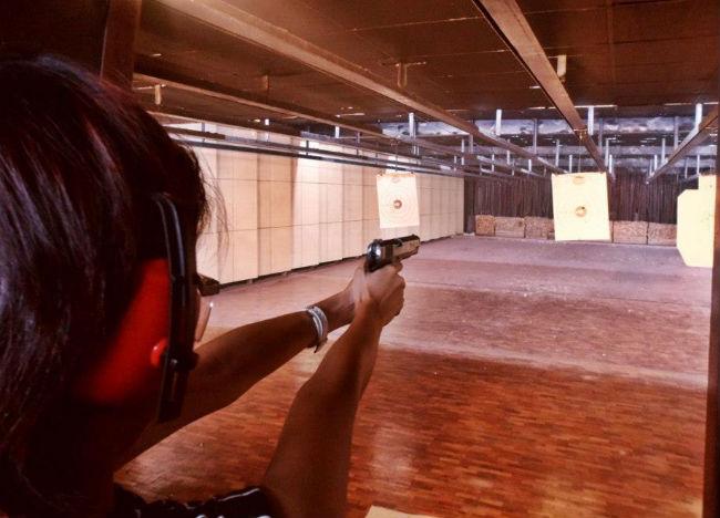 Commander Shooting Range