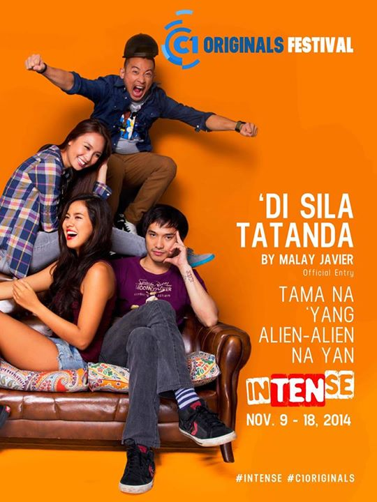 Di Sila Tatanda Cinema One Originals 2014
