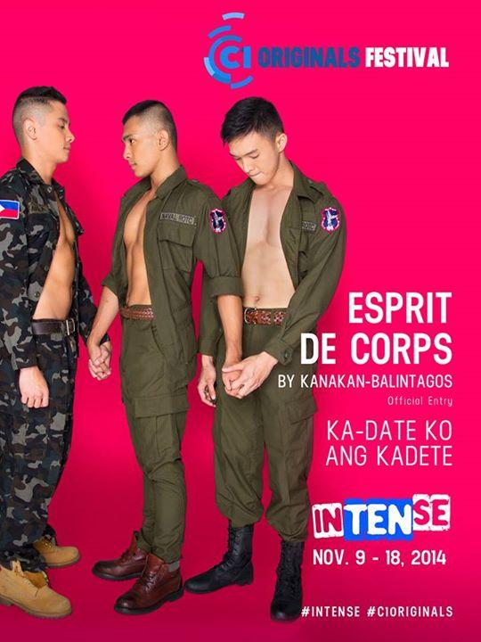 Esprit De Corps Cinema One Originals 2014