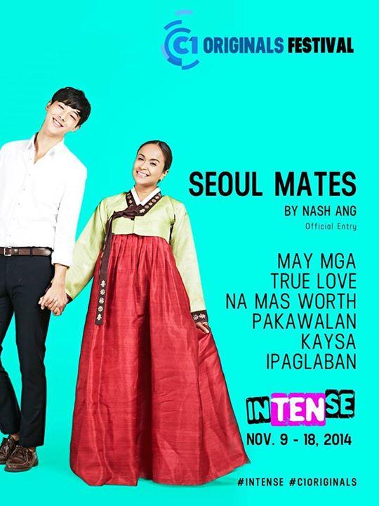 Seoul Mates Cinema One Originals 2014