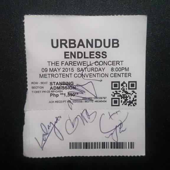 Urbandub Farewell Gig
