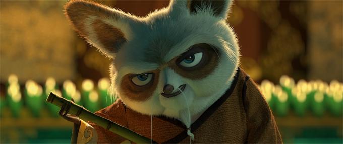 Shifu- Kung fu Panda copy