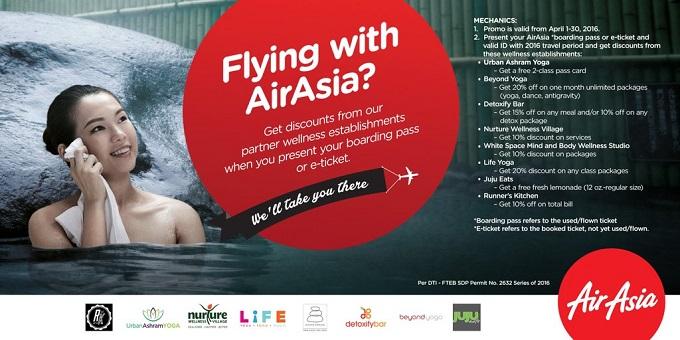 Air Aia Travel Wellness
