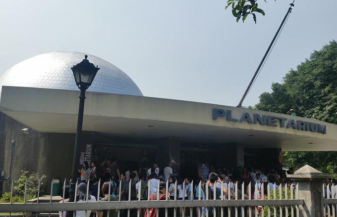 the national planetarium