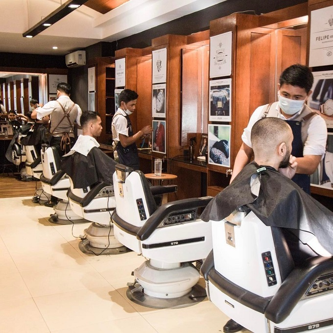 felipe and sons barbers